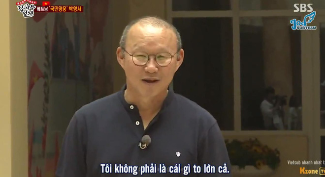 HLV Park Hang Seo tuyên bố nổi tiếng hơn tất cả dàn cast Master in the House tại Việt Nam - Ảnh 2.