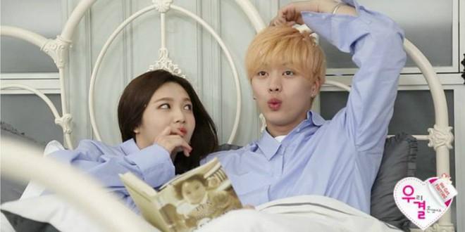 Vợ chồng Sungjae (BtoB) - Joy (Red Velvet) lần đầu tái hợp sau khi rời khỏi We Got Married - ảnh 8