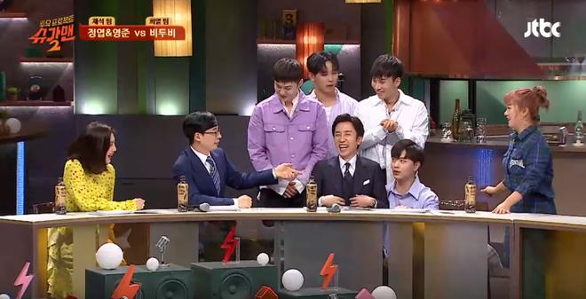 Vợ chồng Sungjae (BtoB) - Joy (Red Velvet) lần đầu tái hợp sau khi rời khỏi We Got Married - ảnh 4