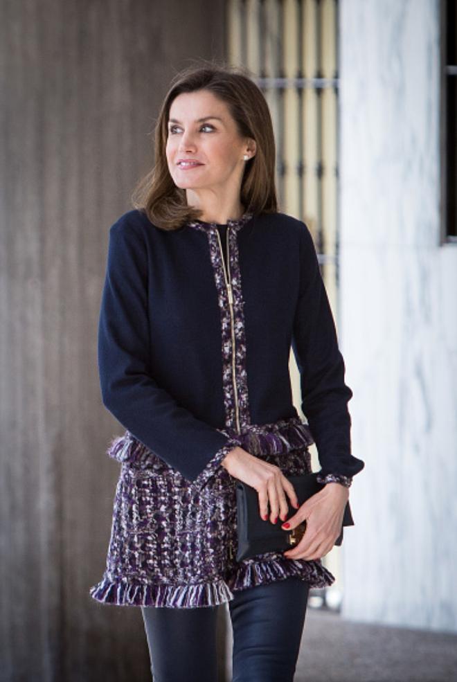 Trang phục giúp Hoàng hậu Letizia tỏa sáng không thể thiếu những món đồ đến từ thương hiệu Zara - ảnh 15