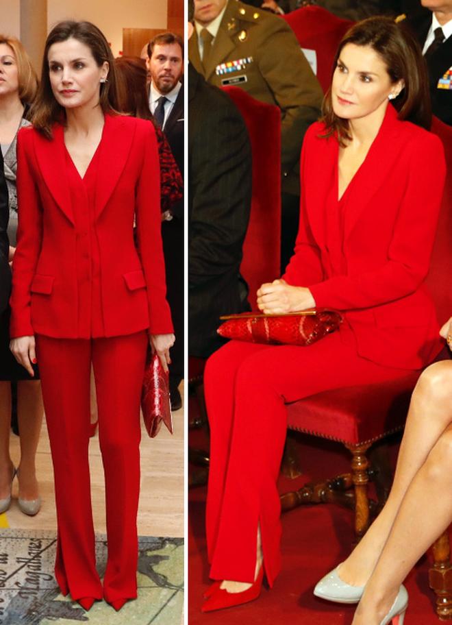 Trang phục giúp Hoàng hậu Letizia tỏa sáng không thể thiếu những món đồ đến từ thương hiệu Zara - ảnh 21