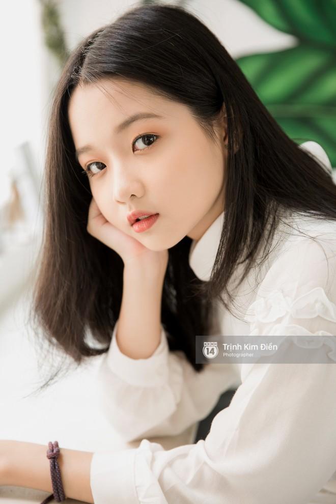 Gặp Lâm Thanh Mỹ - tiểu Kim Joo Jung được cư dân mạng chọn là sao nhí lột xác thành công nhất Vbiz! - ảnh 4