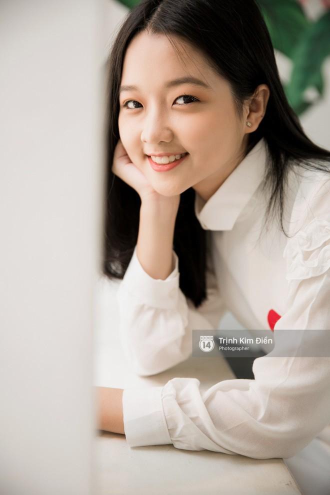 Gặp Lâm Thanh Mỹ - tiểu Kim Joo Jung được cư dân mạng chọn là sao nhí lột xác thành công nhất Vbiz! - ảnh 11