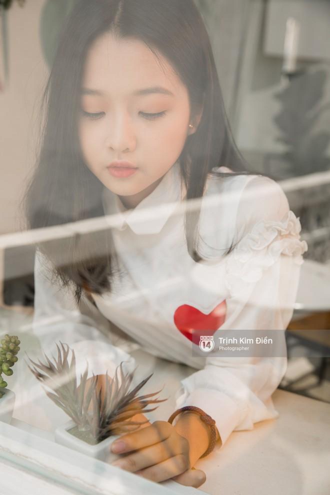 Gặp Lâm Thanh Mỹ - tiểu Kim Joo Jung được cư dân mạng chọn là sao nhí lột xác thành công nhất Vbiz! - ảnh 3