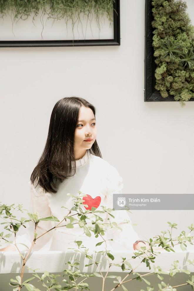 Gặp Lâm Thanh Mỹ - tiểu Kim Joo Jung được cư dân mạng chọn là sao nhí lột xác thành công nhất Vbiz! - ảnh 9