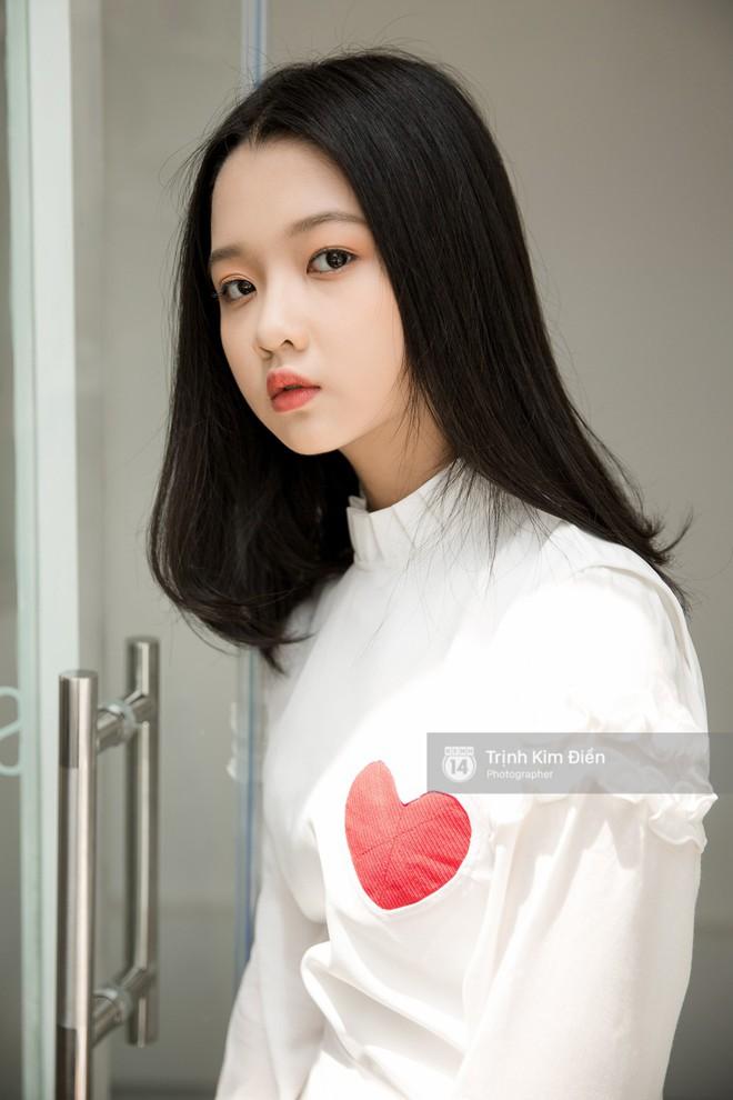 Gặp Lâm Thanh Mỹ - tiểu Kim Joo Jung được cư dân mạng chọn là sao nhí lột xác thành công nhất Vbiz! - ảnh 1