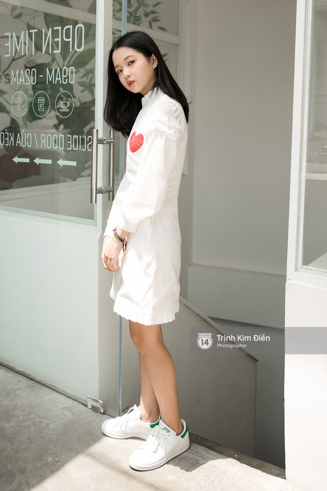 Gặp Lâm Thanh Mỹ - tiểu Kim Joo Jung được cư dân mạng chọn là sao nhí lột xác thành công nhất Vbiz! - ảnh 8