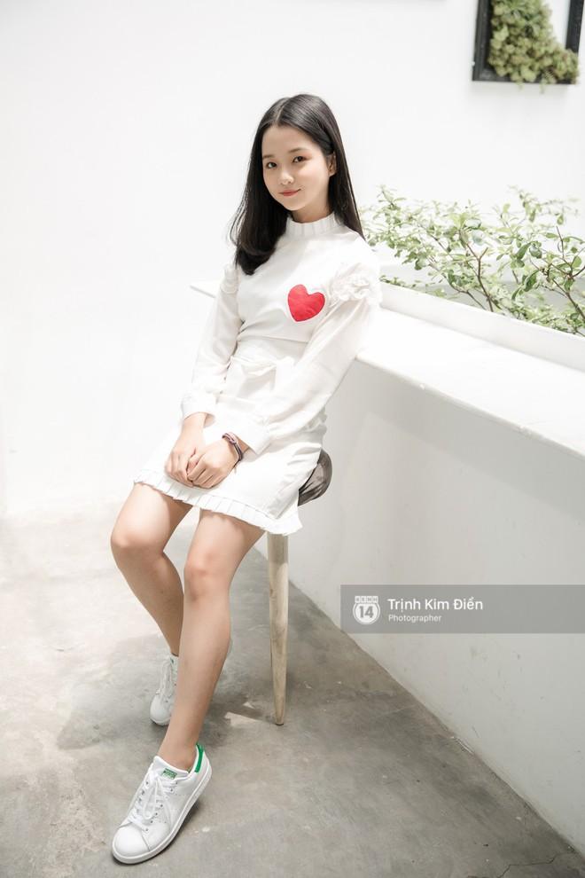 Gặp Lâm Thanh Mỹ - tiểu Kim Joo Jung được cư dân mạng chọn là sao nhí lột xác thành công nhất Vbiz! - ảnh 7