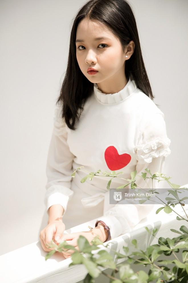 Gặp Lâm Thanh Mỹ - tiểu Kim Joo Jung được cư dân mạng chọn là sao nhí lột xác thành công nhất Vbiz! - ảnh 6