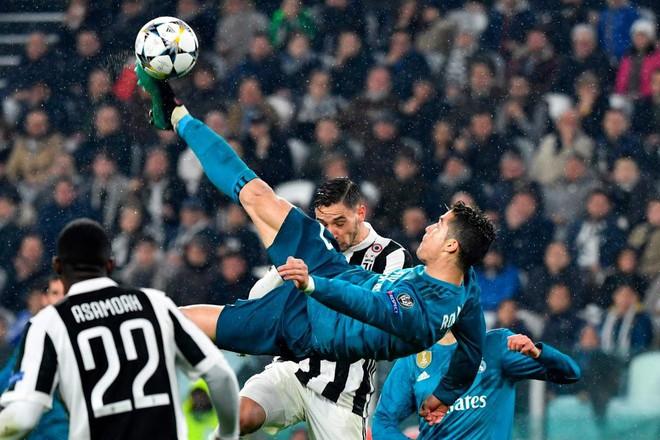 Ronaldo khoe bắp đùi cuồn cuộn cơ, sẵn sàng cho đại chiến với Bayern - ảnh 2