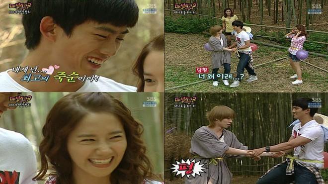 Trước Park Bo Gum, Yoona từng được gán ghép với mỹ nam này trong show thực tế! - Ảnh 8.