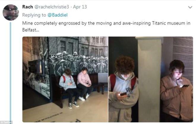 Twitter của ông bố khiến nhiều phụ huynh e ngại: Khi lũ trẻ chẳng thiết gì cảnh đẹp, chỉ cắm đầu vào những chiếc smartphone - Ảnh 6.