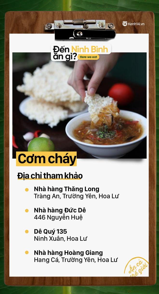 Không chỉ có nhiều cảnh đẹp, Ninh Bình còn rất nhiều món ăn ngon mà bạn cần khám phá - Ảnh 1.
