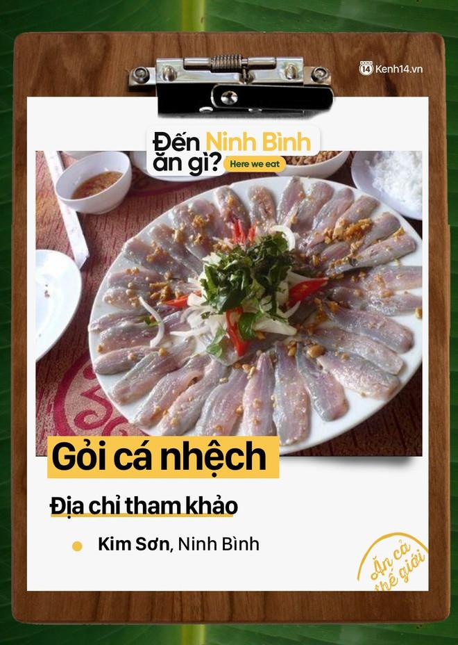 Không chỉ có nhiều cảnh đẹp, Ninh Bình còn rất nhiều món ăn ngon mà bạn cần khám phá - Ảnh 9.