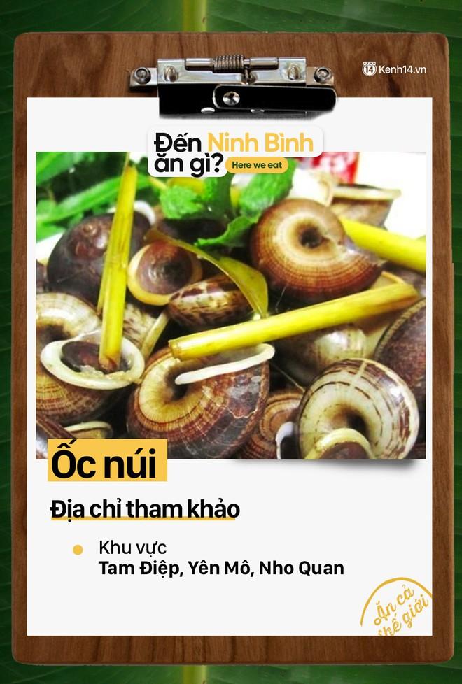Không chỉ có nhiều cảnh đẹp, Ninh Bình còn rất nhiều món ăn ngon mà bạn cần khám phá - Ảnh 15.