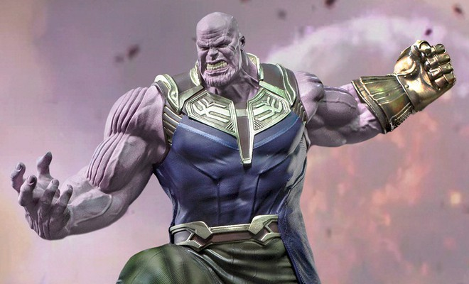 Dàn trai đẹp cực phẩm của Avengers: Từ Thor, Captain đến Thanos đều làm hàng triệu nàng xin chết - Ảnh 34.