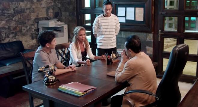 Glee Việt tập áp cuối: Để ủng hộ tinh thần Angela, toàn bộ nữ sinh của Glee đồng loạt mang bầu! - ảnh 5