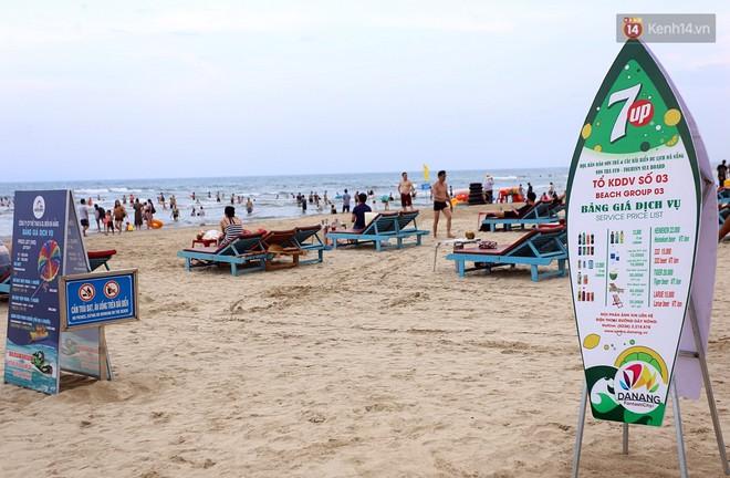 Đà Nẵng: Hàng chục nghìn người ùn ùn lên núi, xuống biển giải nhiệt trong ngày 1/5 - Ảnh 7.
