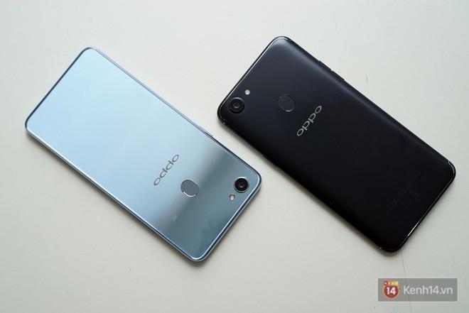 F7: Sự thoát xác ngoạn mục khỏi phong cách mòn thiet ke smartphone của Oppo - Ảnh 16.