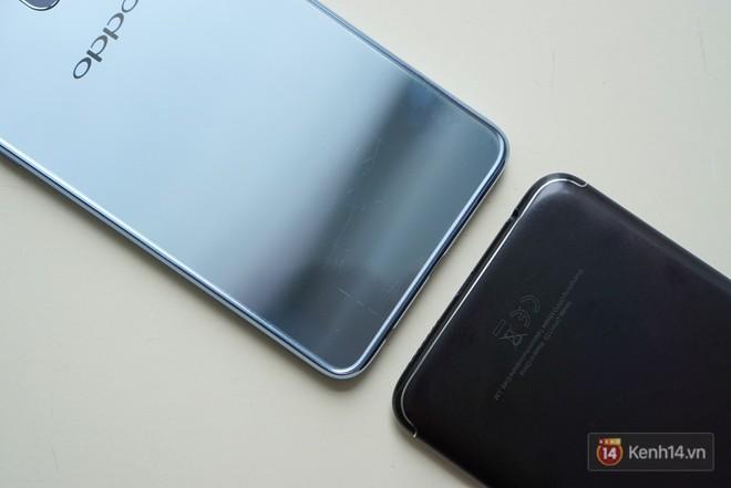 F7: Sự thoát xác ngoạn mục khỏi lối mòn thiết kế smartphone của Oppo - Ảnh 7.