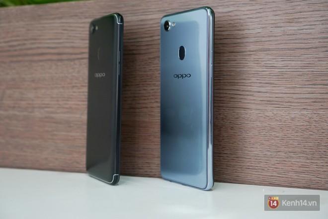 F7: Sự thoát xác ngoạn mục khỏi phong cách mòn thiet ke smartphone của Oppo - Ảnh 6.