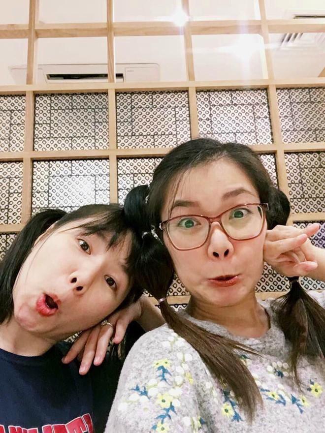 Bất ngờ với nhan sắc của Ngô Quỳnh Anh và Thanh Ngọc (Mắt Ngọc) sau 20 năm: Đã là mẹ trẻ con mà vẫn xì tin như thiếu nữ - Ảnh 6.