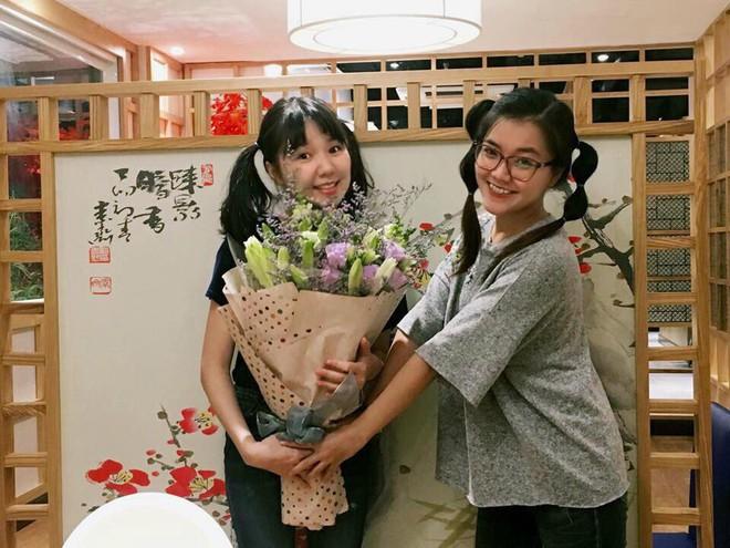Bất ngờ với nhan sắc của Ngô Quỳnh Anh và Thanh Ngọc (Mắt Ngọc) sau 20 năm: Đã là mẹ trẻ con mà vẫn xì tin như thiếu nữ - Ảnh 2.