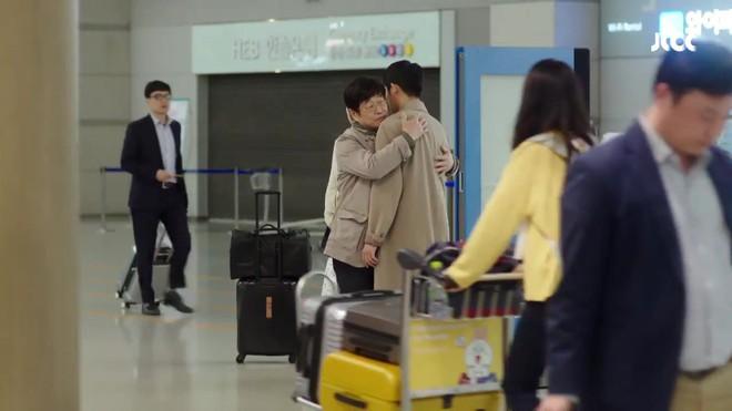 Netizen Hàn đồng loạt thả phẫn nộ vì chị đẹp Yoon Jin Ah... quá vô duyên trong tập 14 - Ảnh 7.
