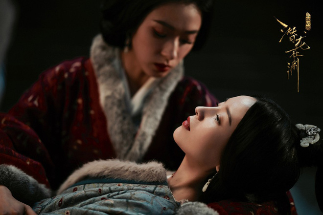 Hậu scandal ngoại tình, Bạch Bách Hà - Đổng Khiết chật vật trở lại màn ảnh nhỏ - ảnh 7