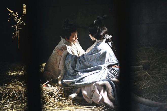 Hậu scandal ngoại tình, Bạch Bách Hà - Đổng Khiết chật vật trở lại màn ảnh nhỏ - ảnh 9