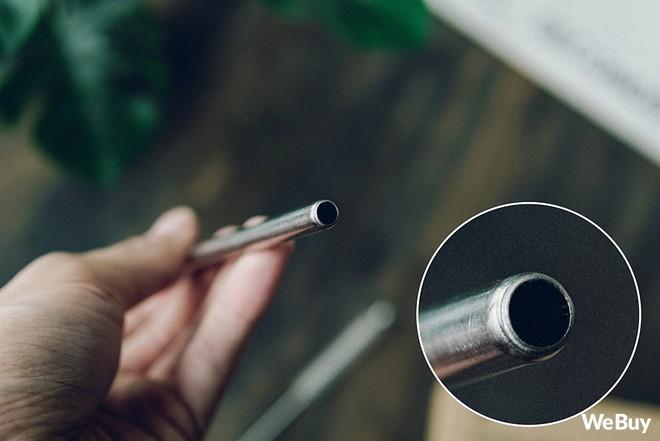 Dùng thử loại ống hút làm từ cỏ và thép không gỉ: Chất liệu thân thiện với môi trường dùng có thích bằng ống hút nhựa? - Ảnh 12.