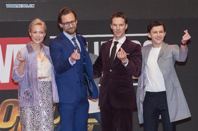 Avengers: Infinity War trở thành phim 10 triệu vé thứ 21 tại Hàn Quốc - Ảnh 3.