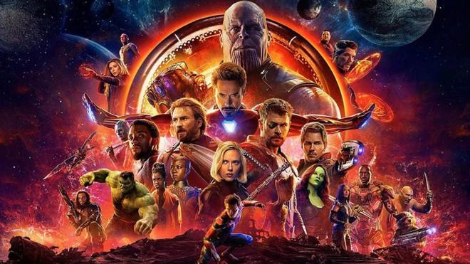 Avengers: Infinity War trở thành phim 10 triệu vé thứ 21 tại Hàn Quốc - Ảnh 2.