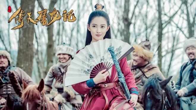 Chu Chỉ Nhược của Ỷ Thiên Đồ Long Ký 2018: Nhan sắc nổi bật, ăn đứt luôn cả Triệu Mẫn! - Ảnh 4.
