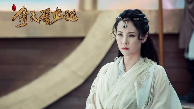 Chu Chỉ Nhược của Ỷ Thiên Đồ Long Ký 2018: Nhan sắc nổi bật, ăn đứt luôn cả Triệu Mẫn! - Ảnh 9.