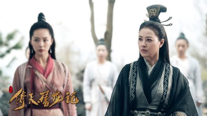Chu Chỉ Nhược của Ỷ Thiên Đồ Long Ký 2018: Nhan sắc nổi bật, ăn đứt luôn cả Triệu Mẫn! - Ảnh 10.