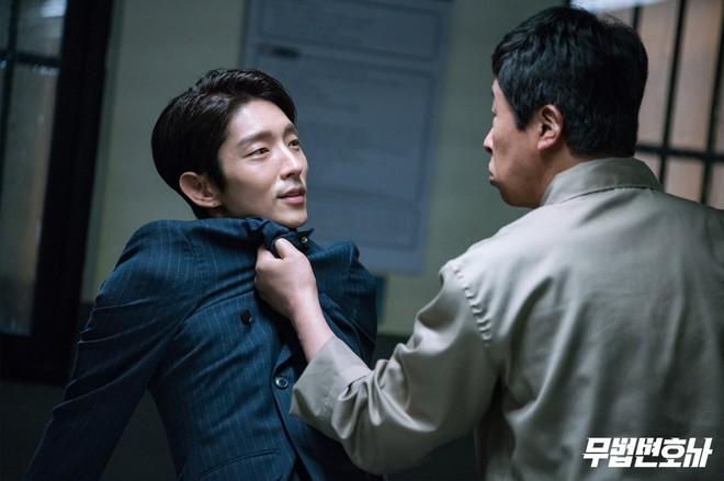 Phim ngầu lòi của Lee Jun Ki mới chiếu đã rating béo múp, còn chất lượng thì sao? - Ảnh 5.