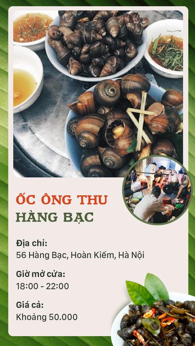 Buổi tối mát trời thì tranh thủ rủ nhau đi ăn ốc thôi, có cả list quán ở Hà Nội rồi đây - Ảnh 13.