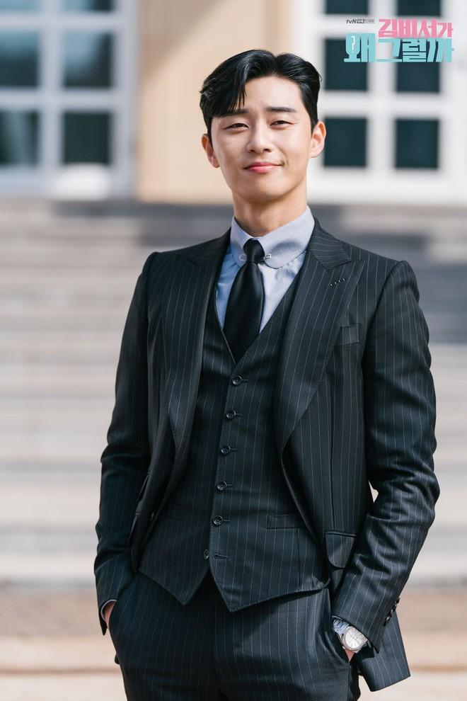 Đẳng cấp cặp đôi đẹp nhất 2018 Park Seo Joon - Park Min Young: Lộng lẫy như ông hoàng bà hoàng! - Ảnh 9.