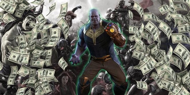 Phòng vé Bắc Mỹ: Đội Avengers còn một tuần để hổ báo trước khi Deadpool 2 đổ bộ rạp chiếu - ảnh 1