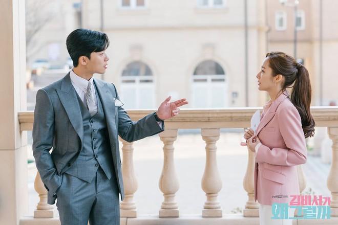 Đẳng cấp cặp đôi đẹp nhất 2018 Park Seo Joon - Park Min Young: Lộng lẫy như ông hoàng bà hoàng! - Ảnh 2.