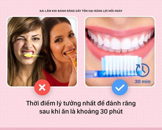 Đánh răng mà cứ mắc phải những sai lầm này thì bảo sao răng lợi ngày một yếu hơn - Ảnh 1.