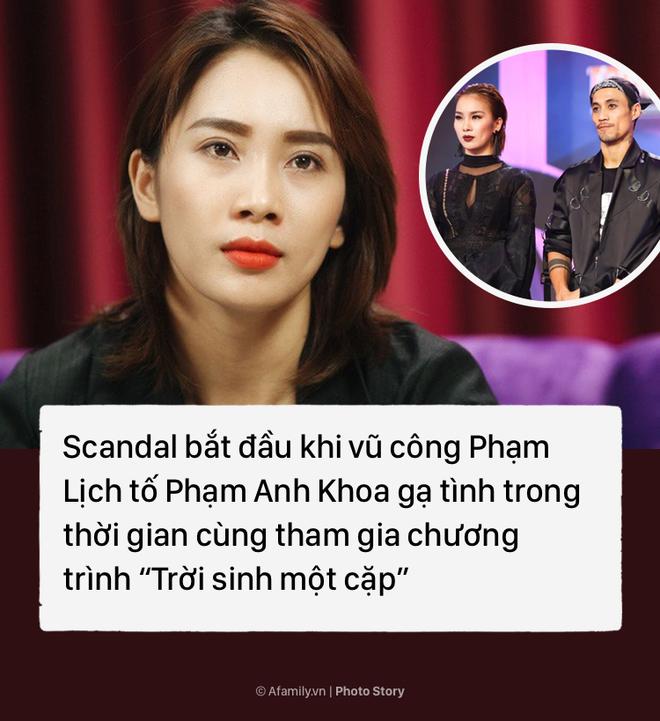 Nhìn lại toàn bộ diễn biến scandal Phạm Anh Khoa gạ tình gây sốc cộng đồng mạng - Ảnh 5.