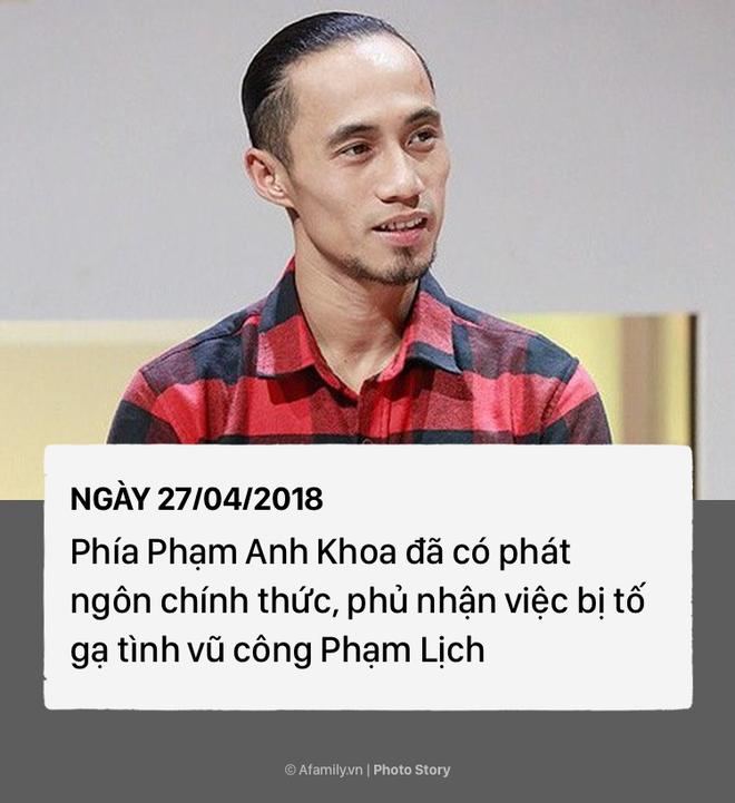 Nhìn lại toàn bộ diễn biến scandal Phạm Anh Khoa gạ tình gây sốc cộng đồng mạng - Ảnh 7.