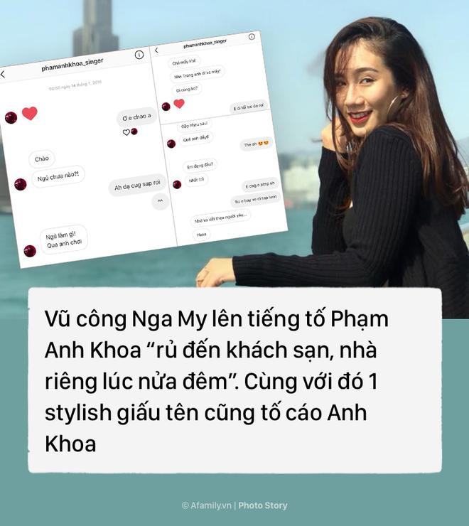 Nhìn lại toàn bộ diễn biến scandal Phạm Anh Khoa gạ tình gây sốc cộng đồng mạng - Ảnh 11.