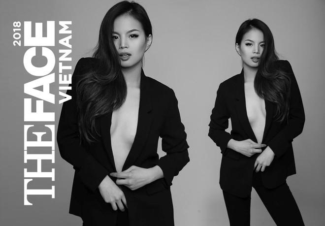 The Face Việt: Xuất hiện cô nàng cao đúng 1m50 nhưng đầy cá tính! - Ảnh 8.