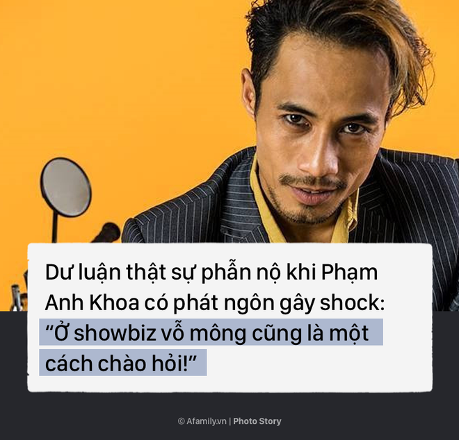 Nhìn lại toàn bộ diễn biến scandal Phạm Anh Khoa gạ tình gây sốc cộng đồng mạng - Ảnh 15.
