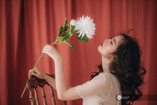 Gặp gỡ cô bạn Á khôi của Học viện Ngoại giao với nhan sắc trong trẻo tựa nàng thơ - ảnh 11