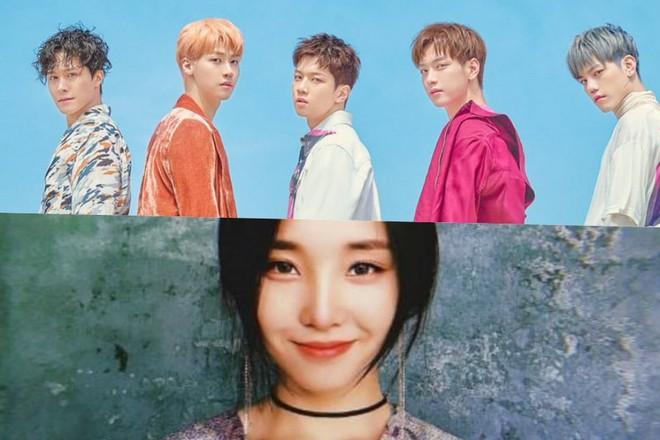 Đường đua Kpop tháng 5: BTS được hóng nhất, nhóm mới, nhóm cũ thi nhau lên sàn - Ảnh 2.