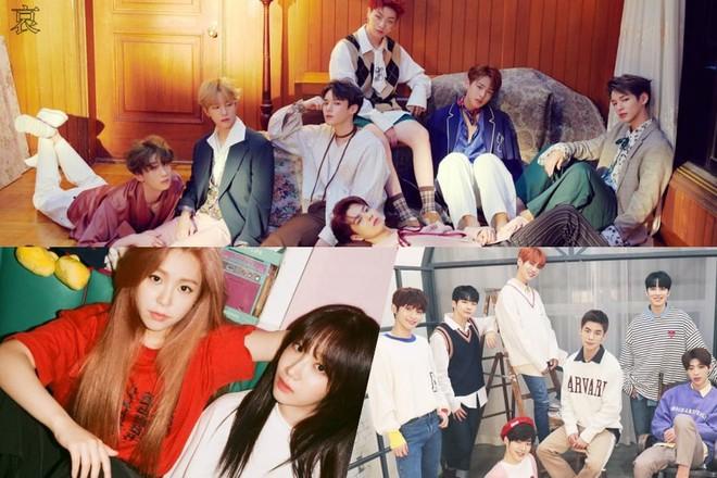 Đường đua Kpop tháng 5: BTS được hóng nhất, nhóm mới, nhóm cũ thi nhau lên sàn - Ảnh 6.